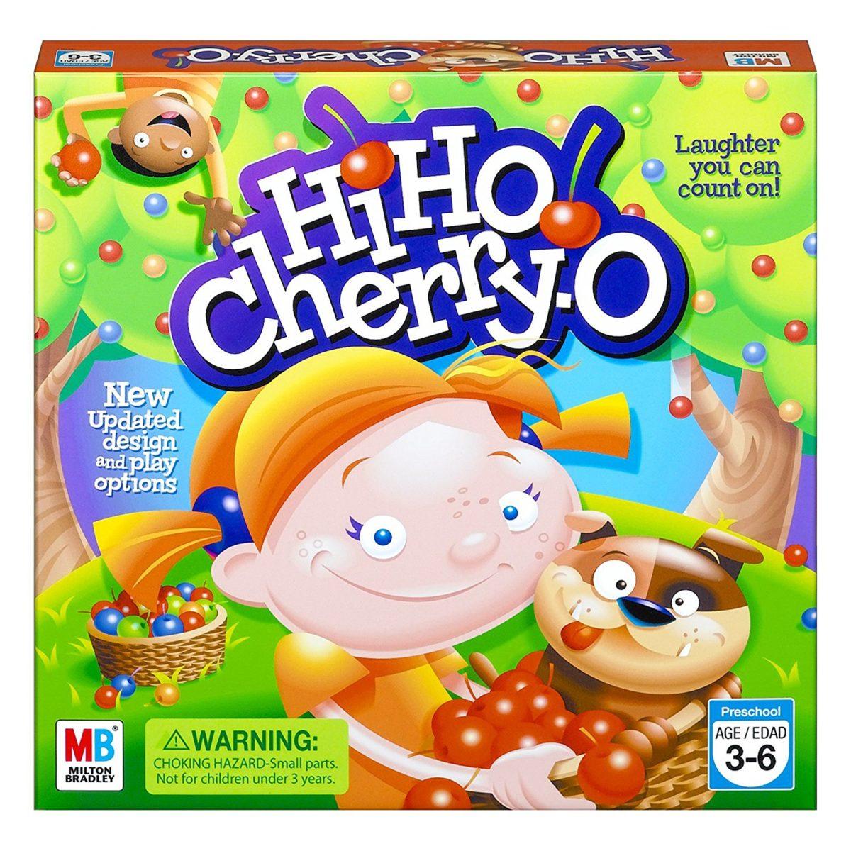 Hi Ho Cherry O Game